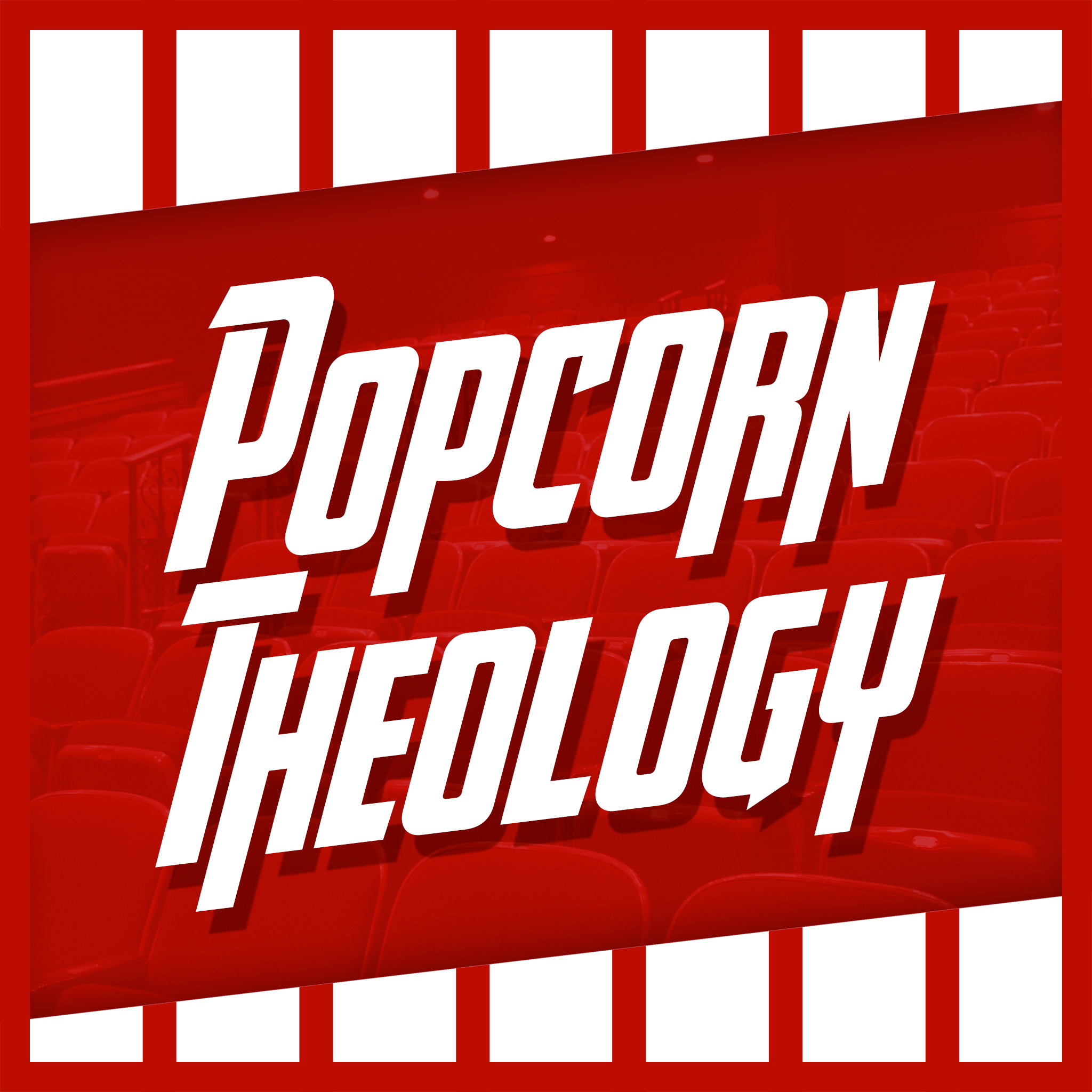 Popcorn Theology, a Christian Movie Podcast, endorsed by Cinematic Doctrine Podcast