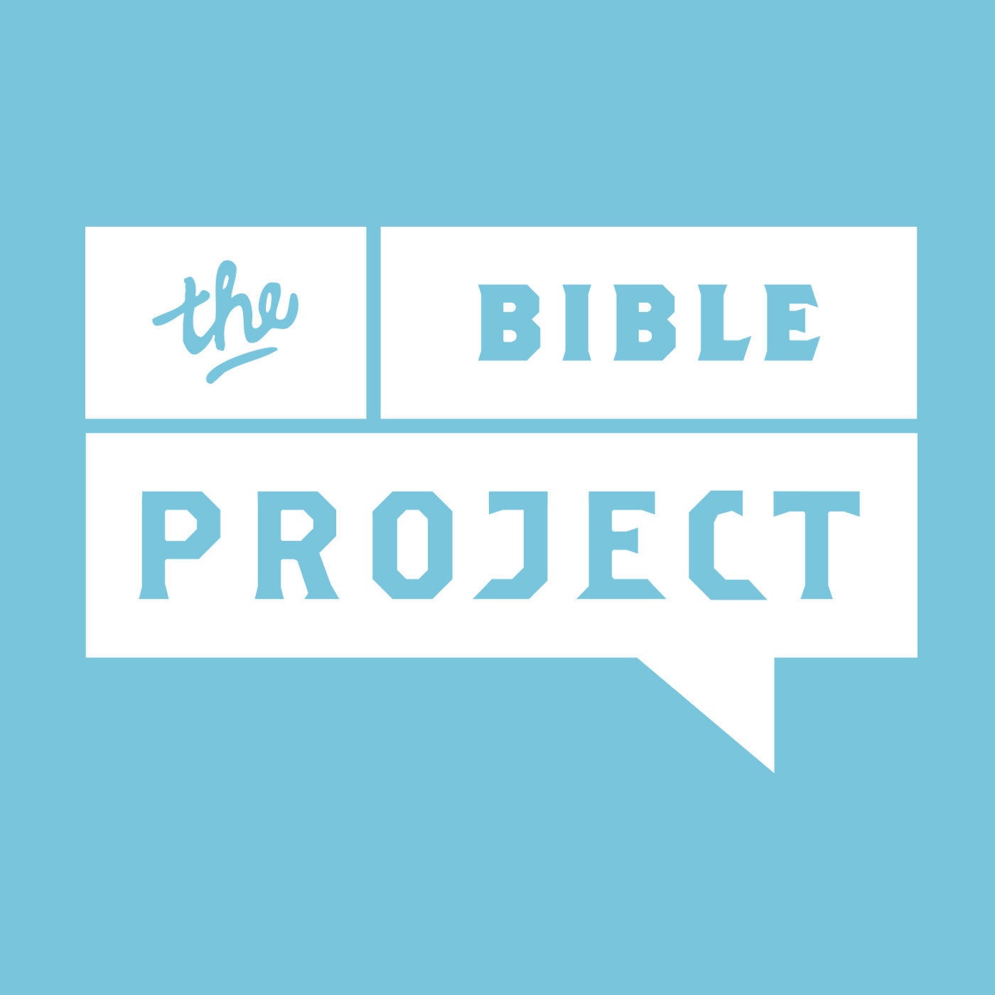 The Bible Project by Tim Mackie and Jonathan Collins endorsed by Cinematic Doctrine Podcast