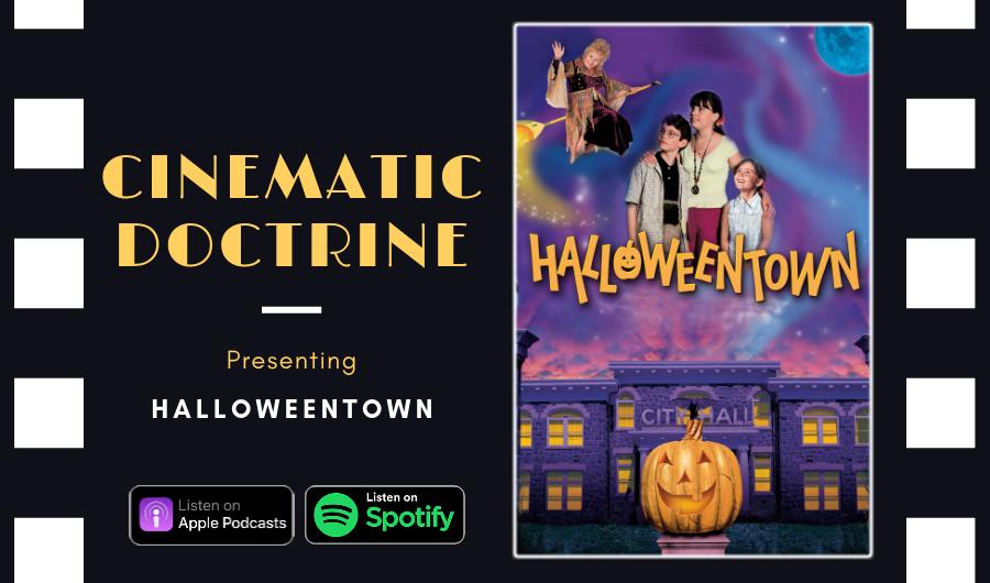 Cinematic Doctrine Christian Movie Podcast Reviews Disney Plus Channel Original Halloweentown