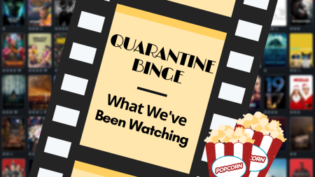 Cinematic Doctrine Christian Movie Podcast talks about what they watched during Quarantine CinDoc
