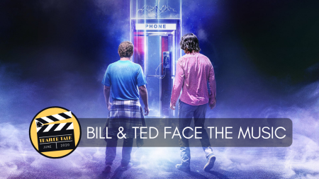 Christian Movie Podcast Cinematic Doctrine discusses Orion Pictures Bill and Ted 3 face the music trailer