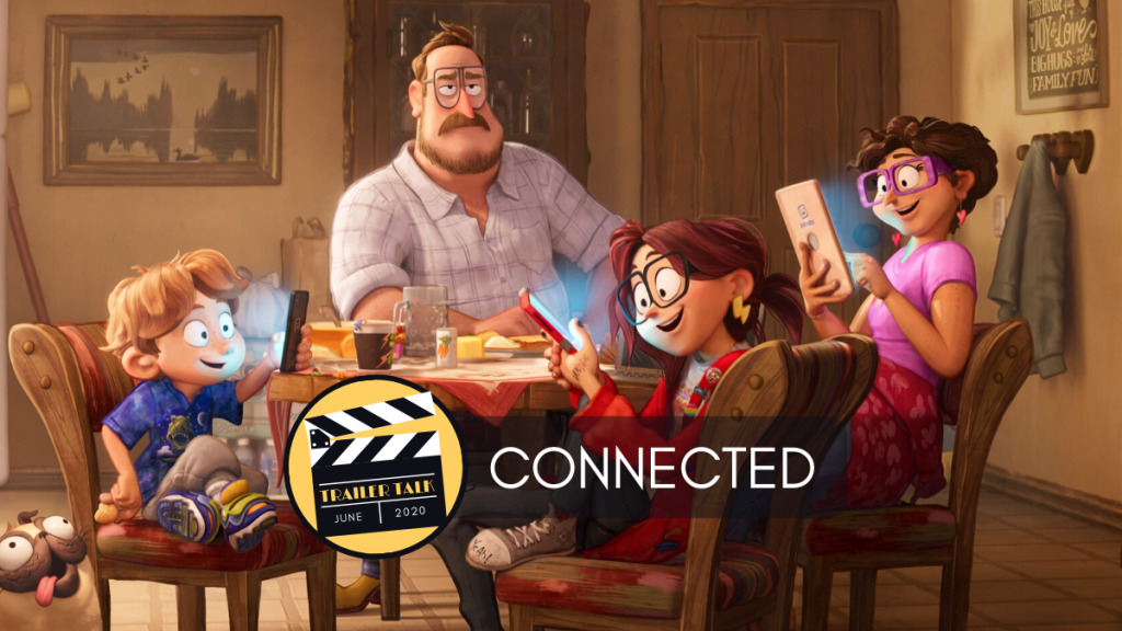 Christian Movie Podcast Cinematic Doctrine discusses the Sony Animated Film Connected and its new trailer