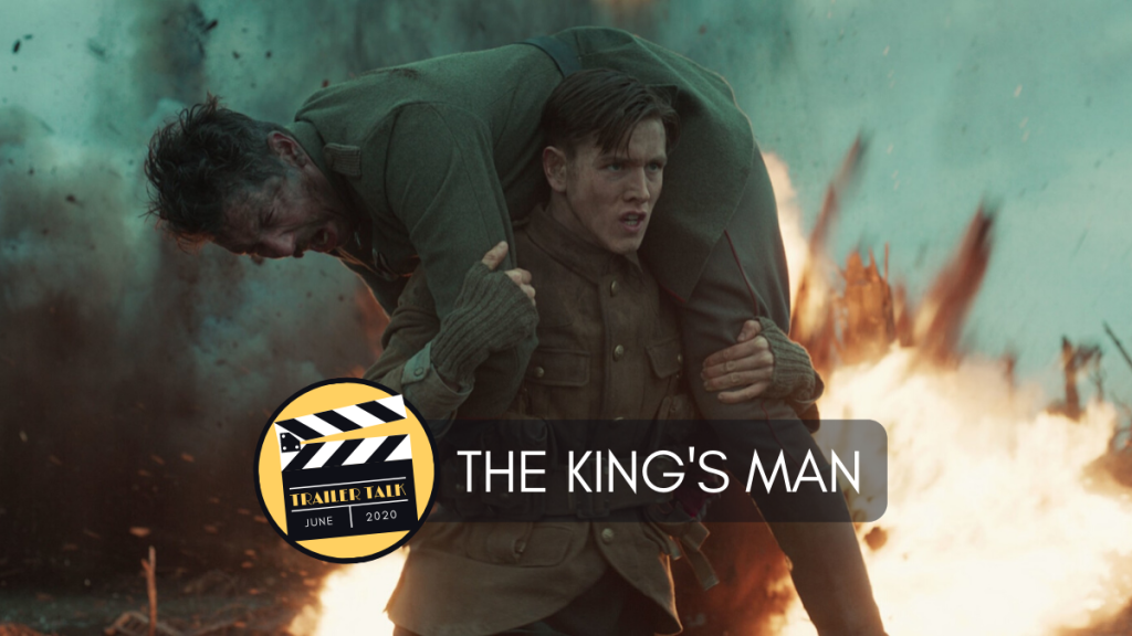 Christian Movie Podcast Cinematic Doctrine discusses 20th Century Studio The Kings Man trailer