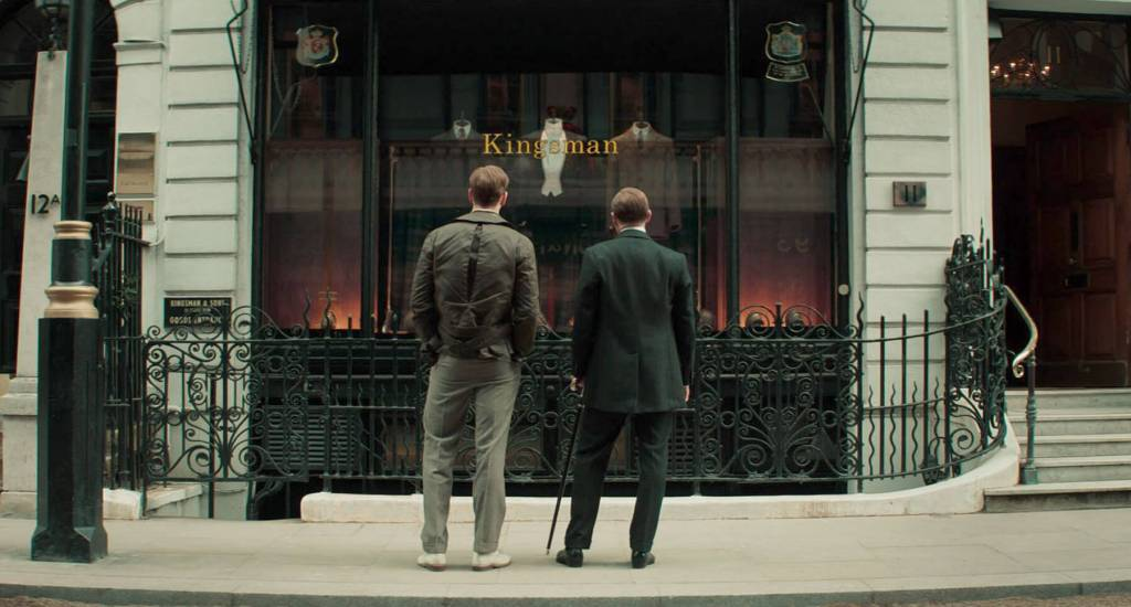 Christian Movie Podcast Cinematic Doctrine talks about their experience with The Kingsman franchise