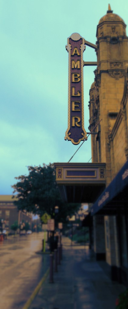 Montgomery County Ambler Movie Theater closed during COVID 19 Corona Virus Interview Montco