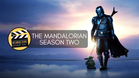 Disney Star Wars The Mandalorian season Two and Baby Yoda trailer covered on Cinematic Doctrine Christian Podcast
