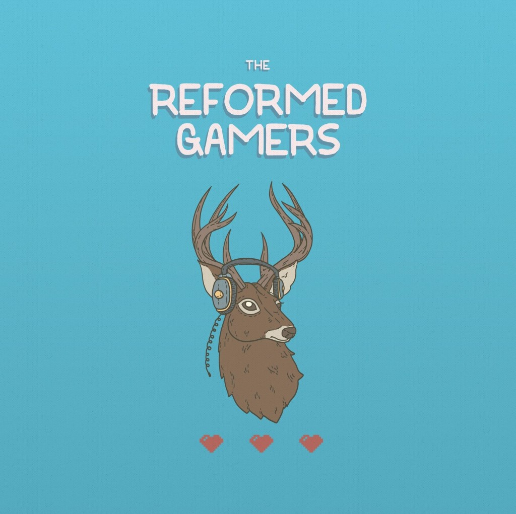 Christian Video Game Podcast The Reformed Gamers endorsed by Movie Cinematic Doctrine CINDOC
