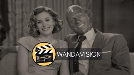 Disney Plus Marvel show WandaVision trailer review on Christian Movie Podcast Cinematic Doctrine CINDOC