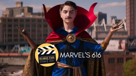 Marvel's 616 new Disney Plus documentary on Fandom Cinematic Doctrine Christian Podcast