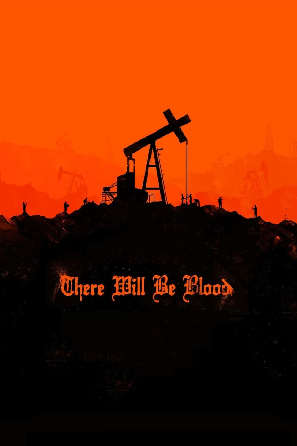 There Will Be Blood cover Paul Thomas Anderson favorite movie of Carter Bennett Cinematic Doctrine