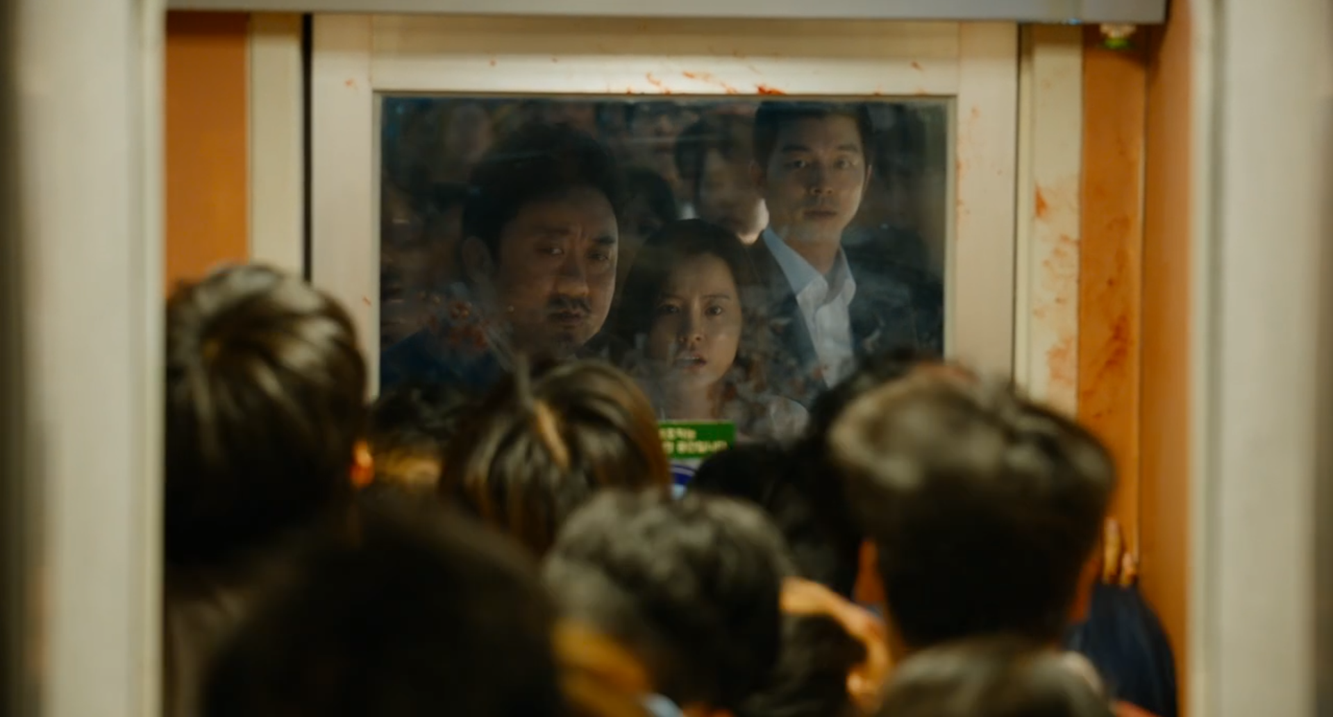 Zombie Movie Train to Busan Ma Dong-seok reviewed on Christian Podcast Cinematic Doctrine The Reformed Gamers