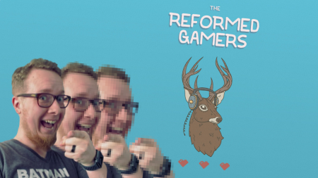 Logan Sharp of Christian Podcast The Reformed Gamers Interview on Cinematic Doctrine
