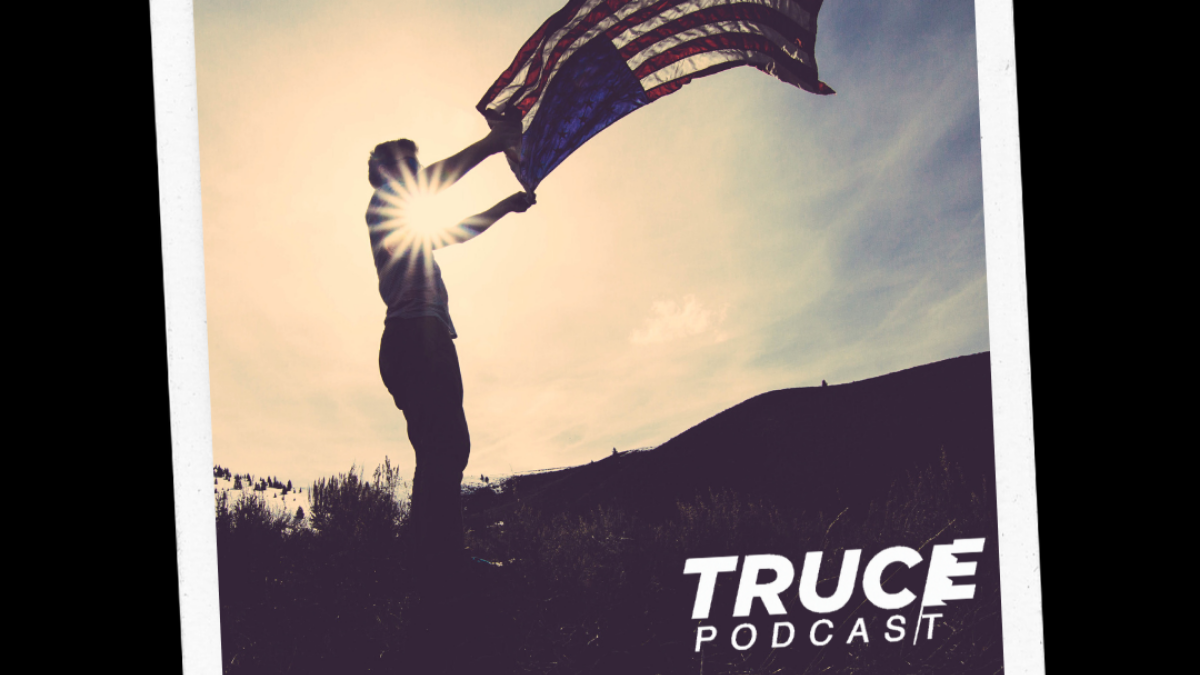 Christian Truce Podcast episode on The US Pledge of Allegiance