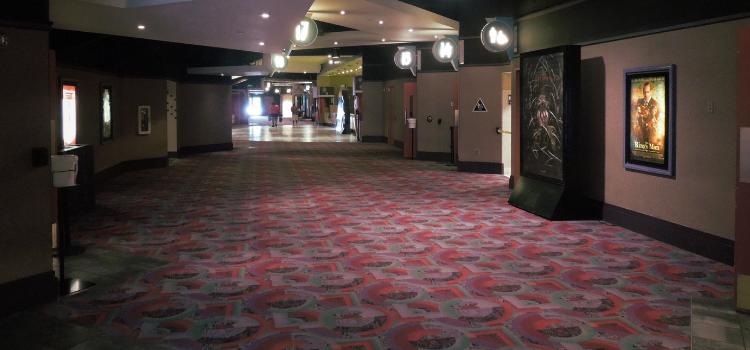 Movie Theater Struggles during COVID-19 Coronavirus Pandemic