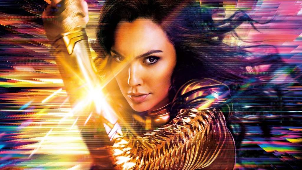 Gal Gadot is Wonder Woman 1984 in HBO Max DC superhero movie on Christian Podcast Cinematic Doctrine