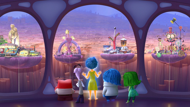Disney Pixar Inside Out on Cinematic Doctrine Christian Movie Podcast