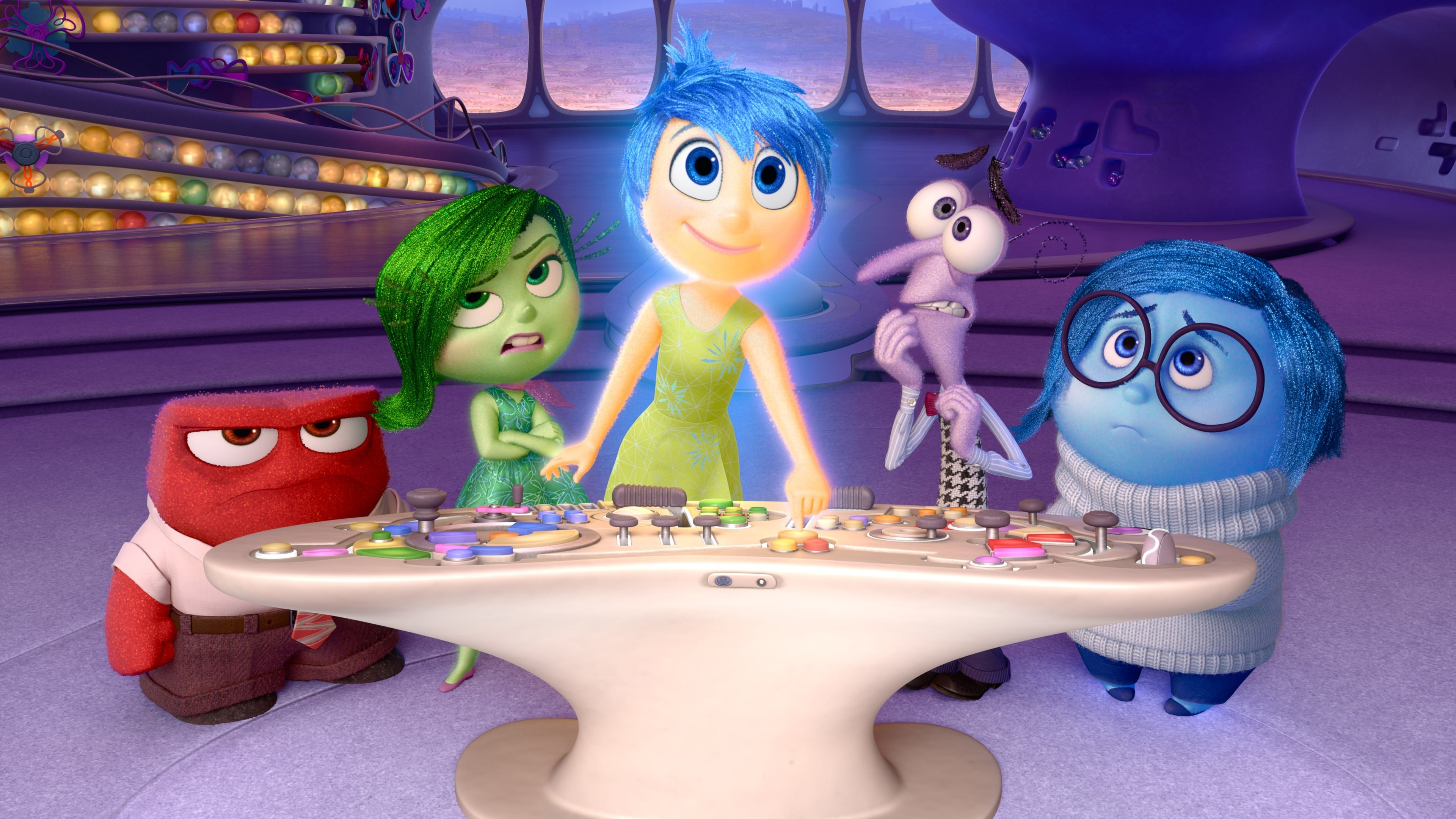 Disney Pixar Inside Out by Pete Doctor on Cinematic Doctrine Christian Movie Blog