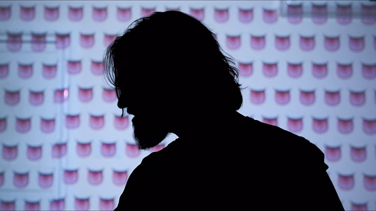 Bo Burnham with Tongue Emoji on Netflix Inside on Cinematic Doctrine