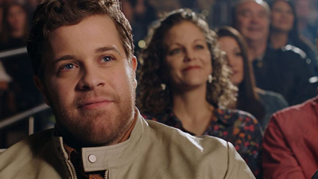 J. Michael Finley as Bart Millard from MercyMe in I Can Only Imagine